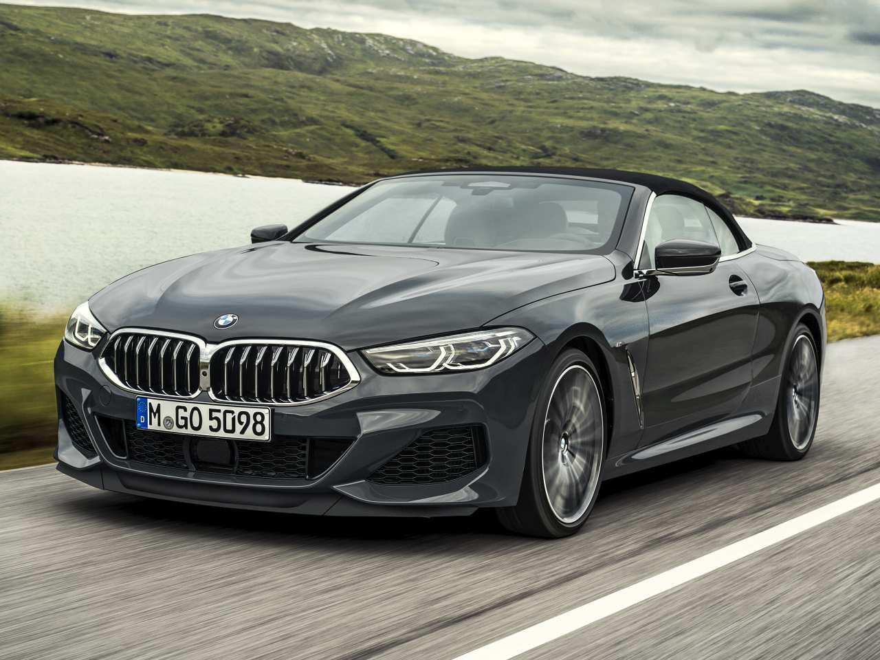 Bild zu Das neue BMW 8er Cabriolet: Luxuriöser Freiluft-Sportler mit Ambitionen