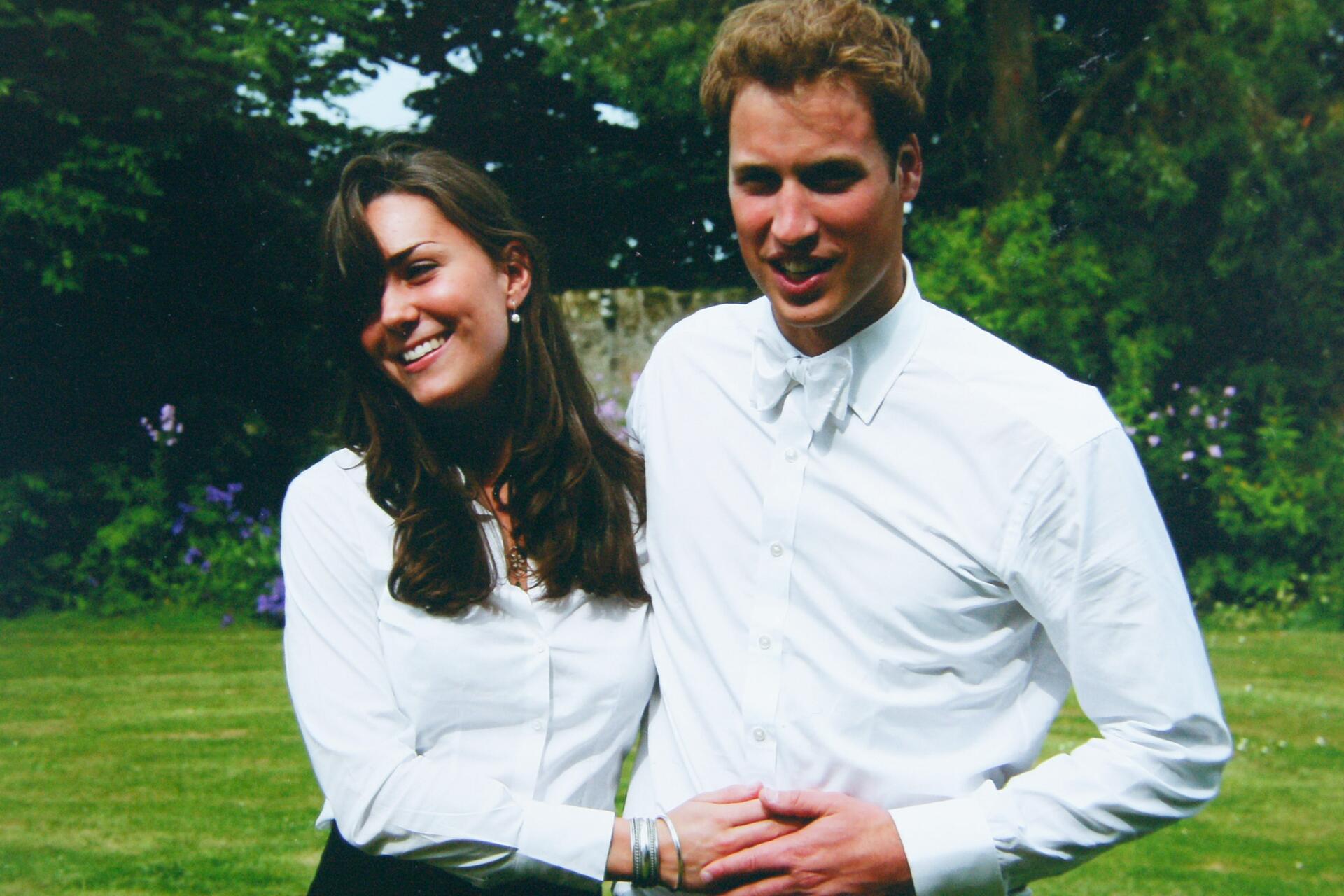 Bild zu Herzogin Kate, Prinz William