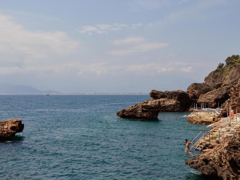 Bild zu Der türkische Küstenort Antalya