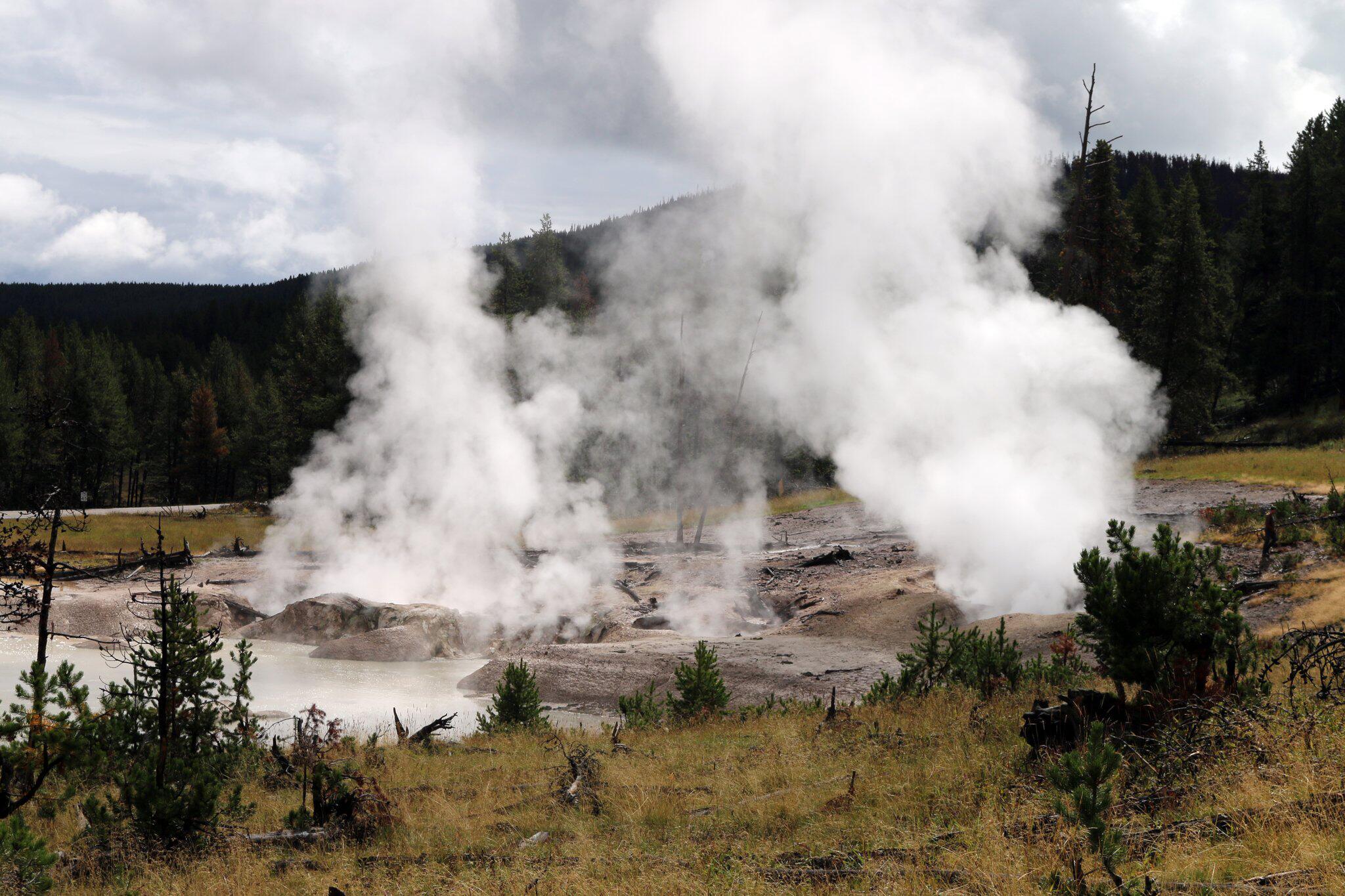 Bild zu Yellowstone Nationalpark