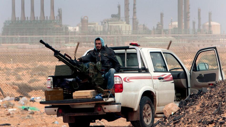 Waffenstillstand in Libyen