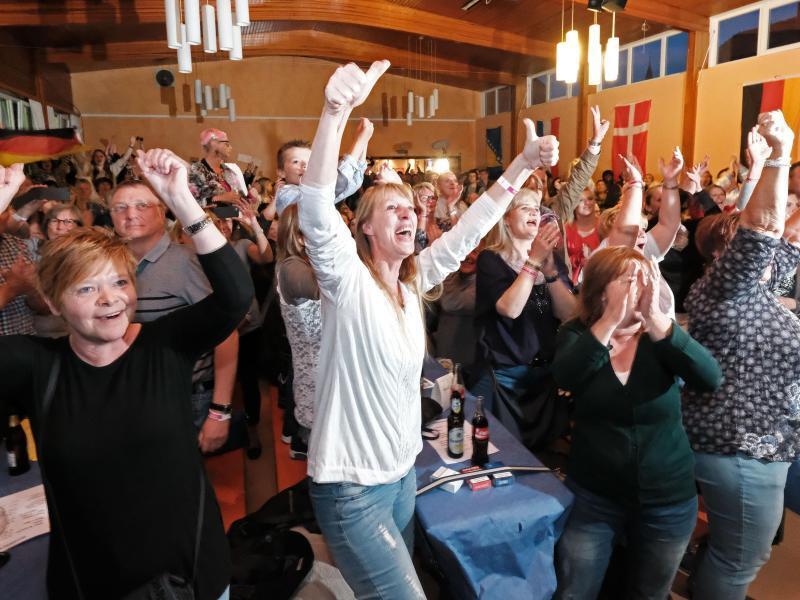Bild zu ESC-Finale in Bennigsen