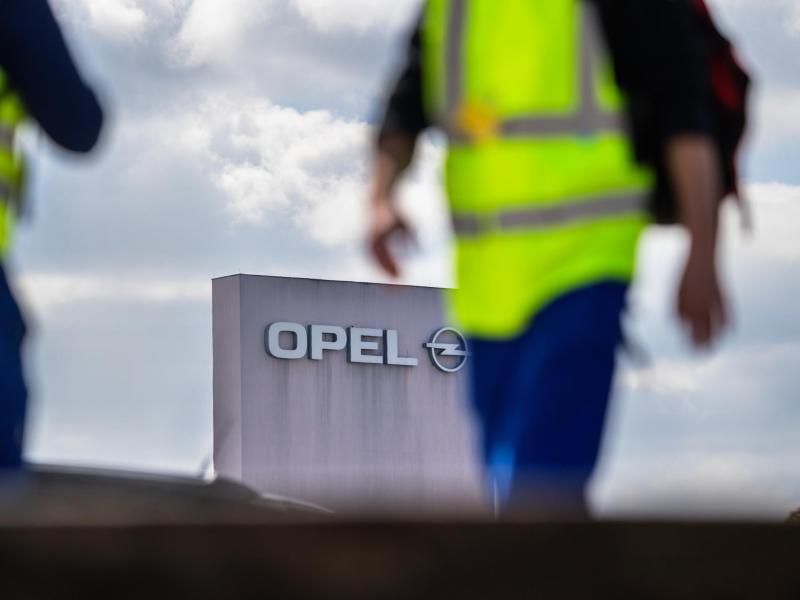 Bild zu Opel Rüsselsheim