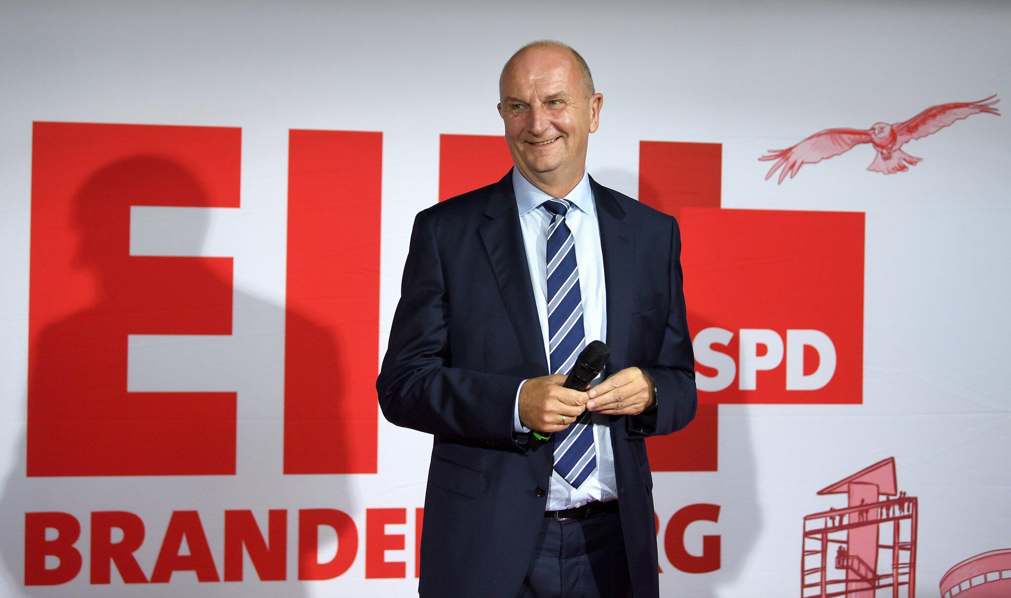 Bild zu Landtagswahl Brandenburg Dietmar Woidke