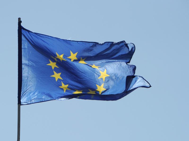 Bild zu EU-Fahne