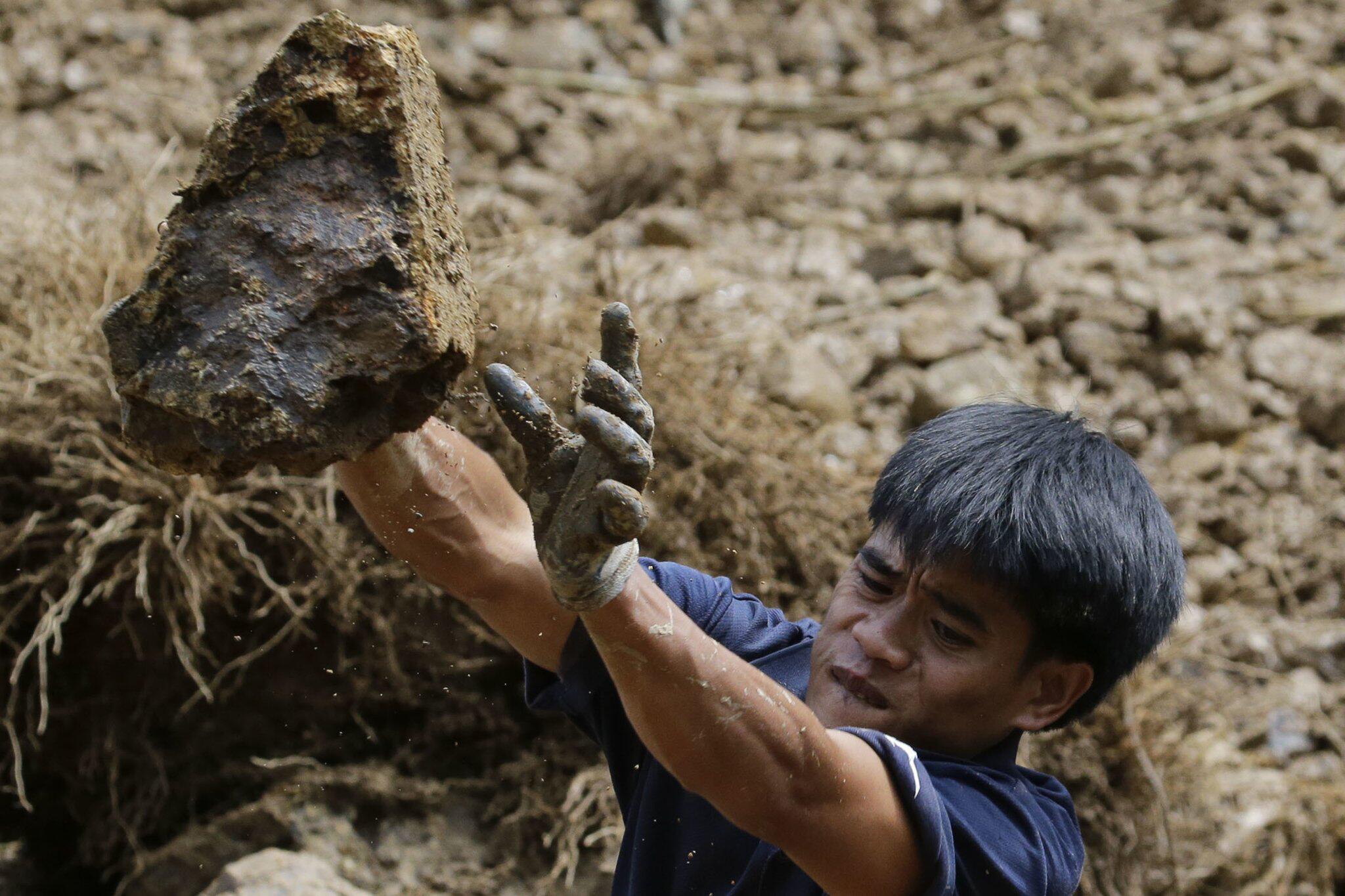"Bild zu Taifun ""Mangkhut"" - Philippinen"