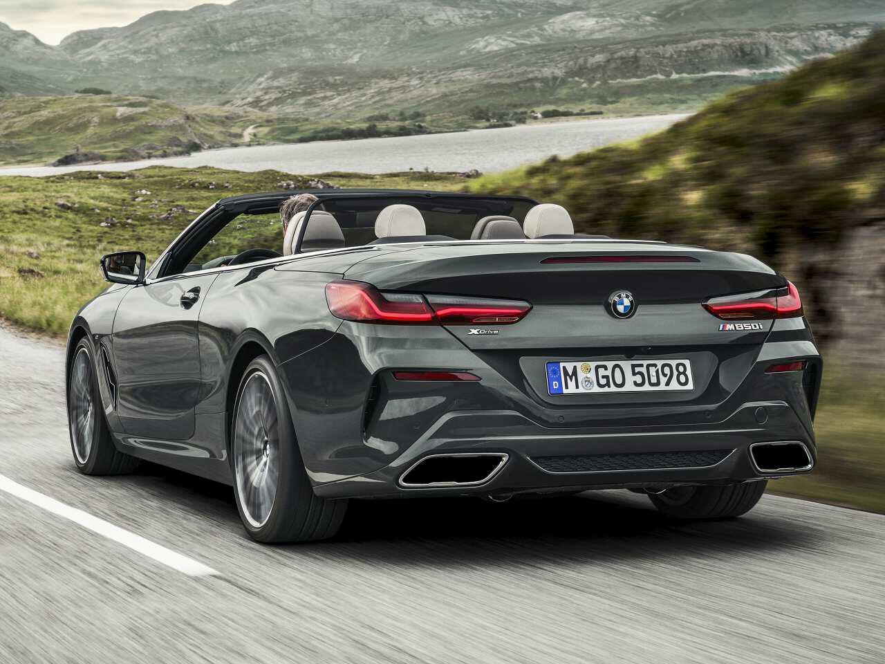 Bild zu BMW 8er Cabrio Leergewicht