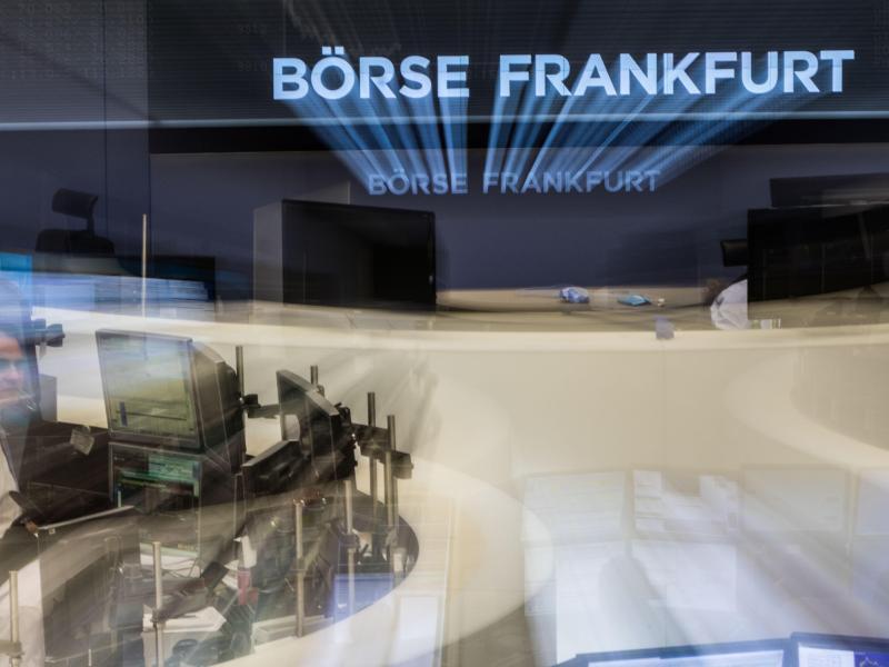 Bild zu Börse in Frankfurt
