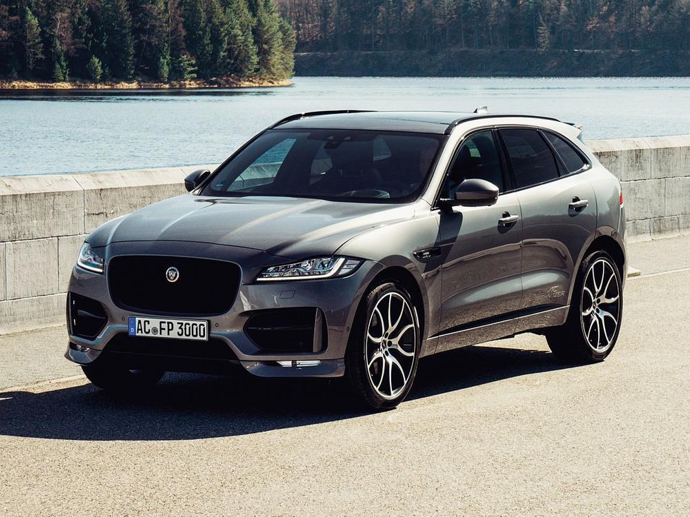 Bild zu Jaguar F-Pace AC Schnitzer