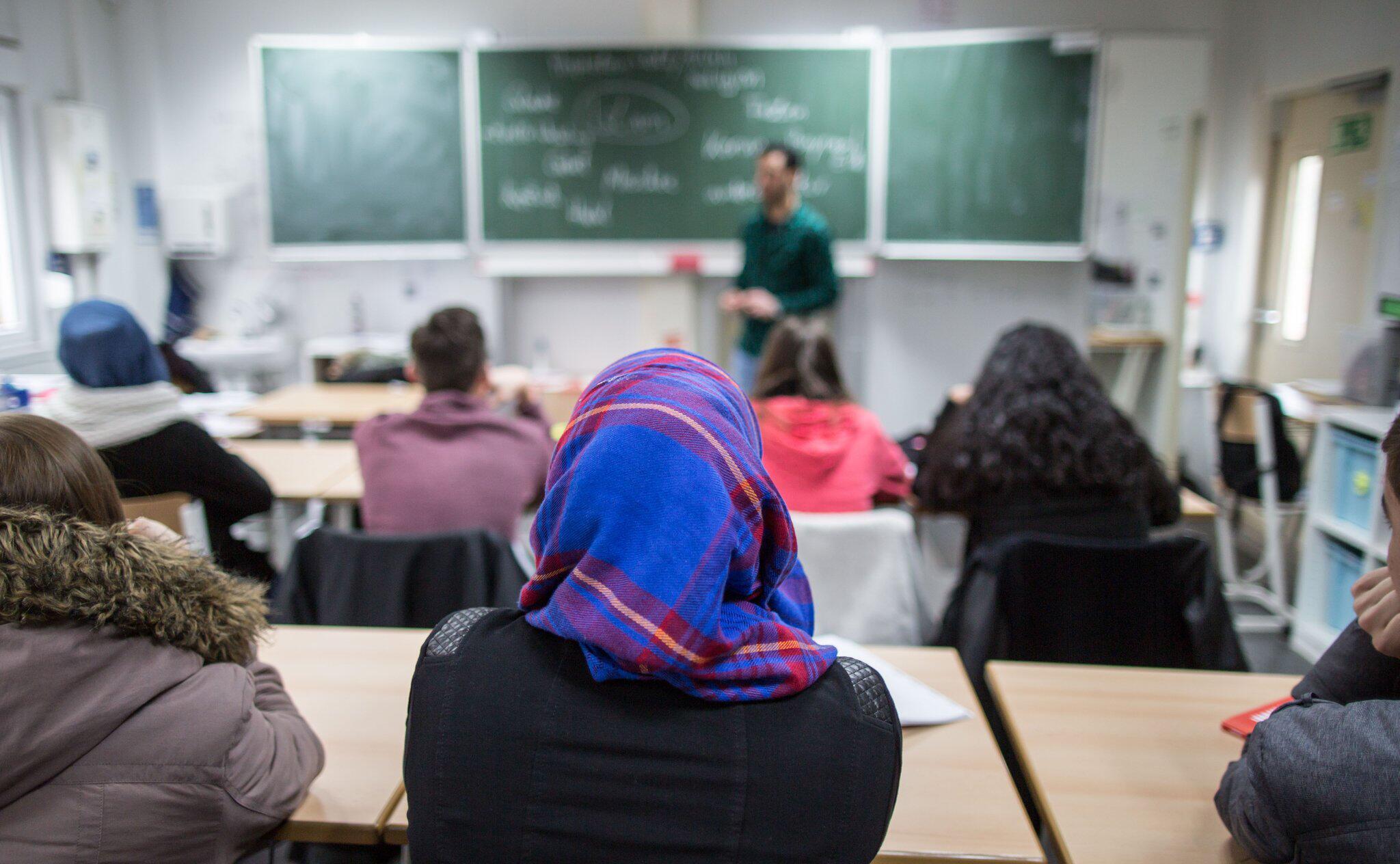 Bild zu Kopftuch an Schulen