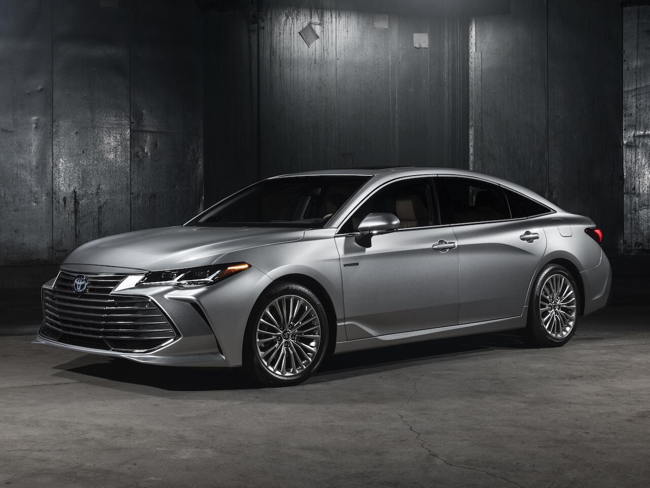 Bild zu Toyota Avalon