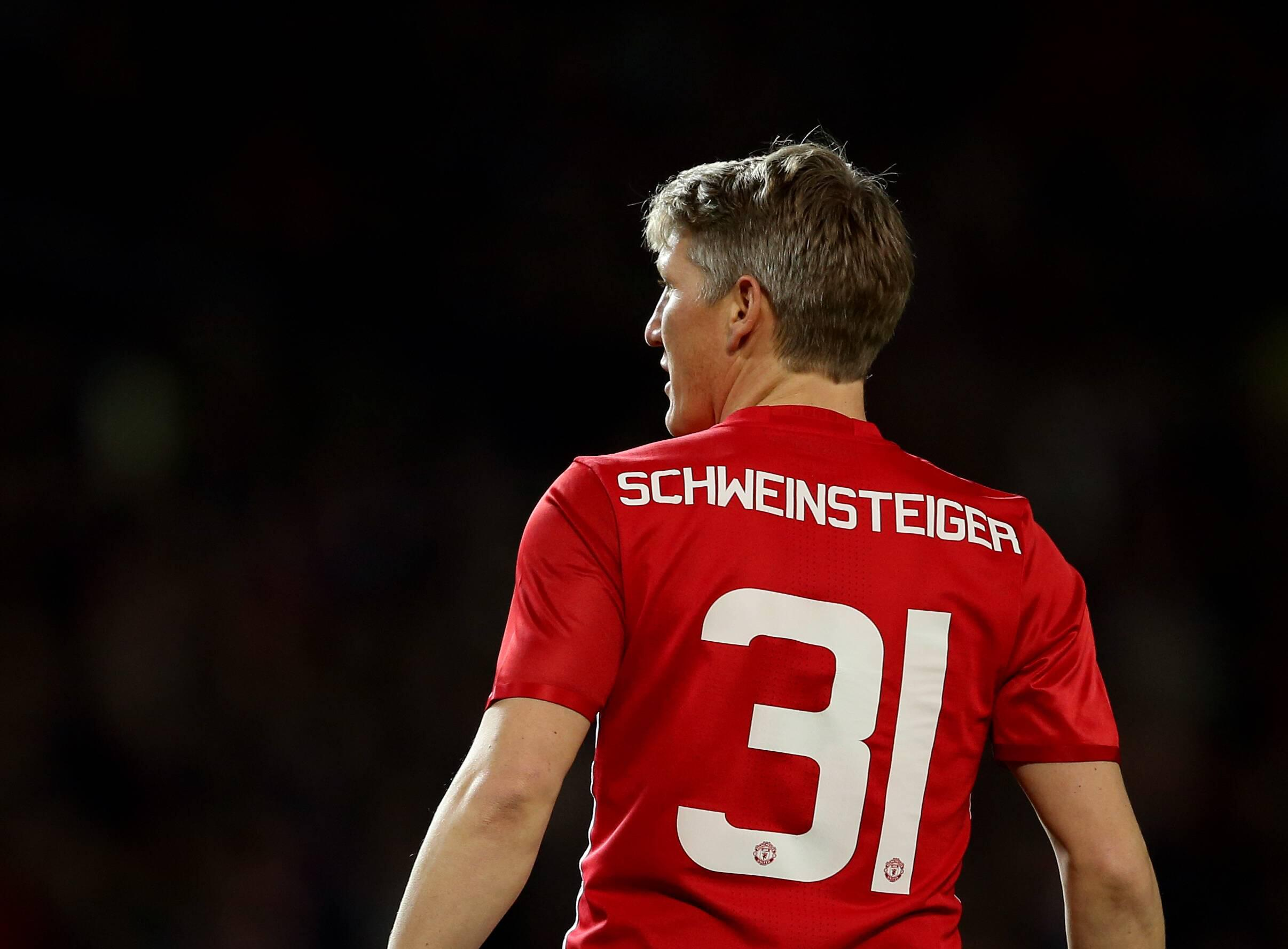 Bild zu Bastian Schweinsteiger, Schweini, Manchester United, Comeback
