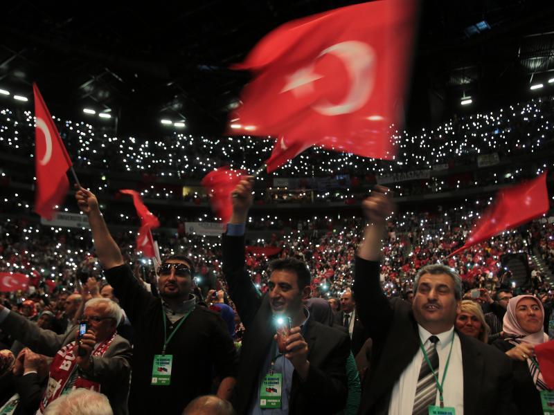 Bild zu Erdogan-Auftritt in Köln
