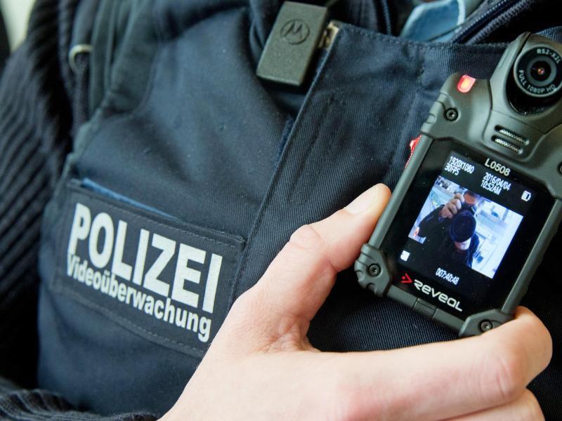 Bild zu Bodycam