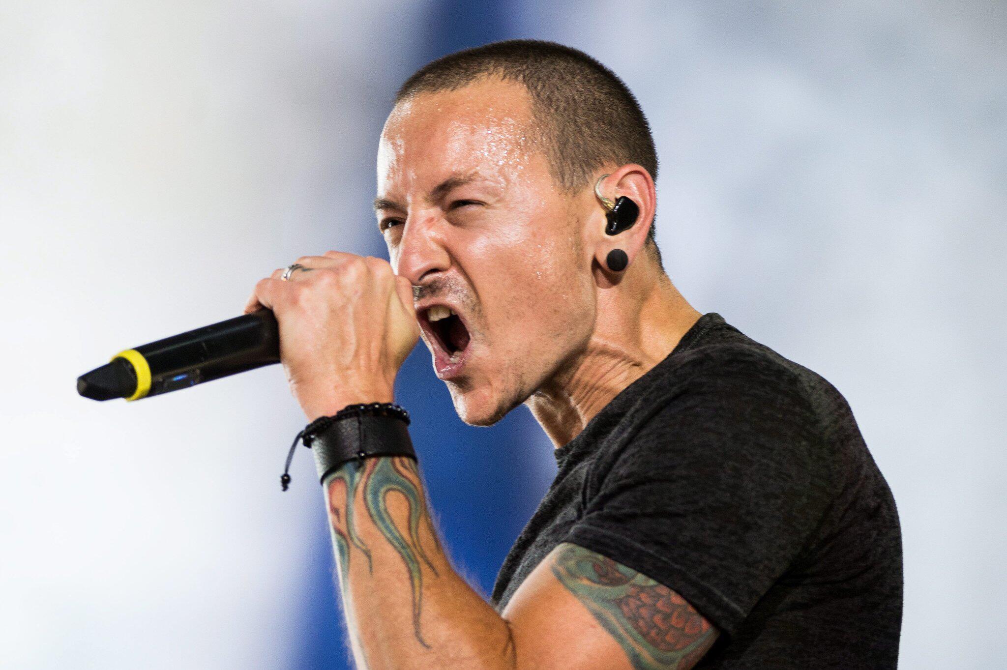 Bild zu Chester Bennington, Linkin Park