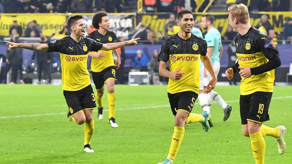 Borussia Dortmund - Inter Mailand