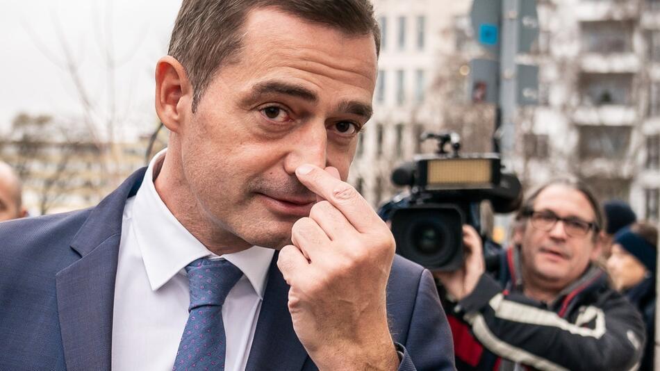 Nach Ministerpräsidentenwahl in Thüringen- CDU-Präsidium