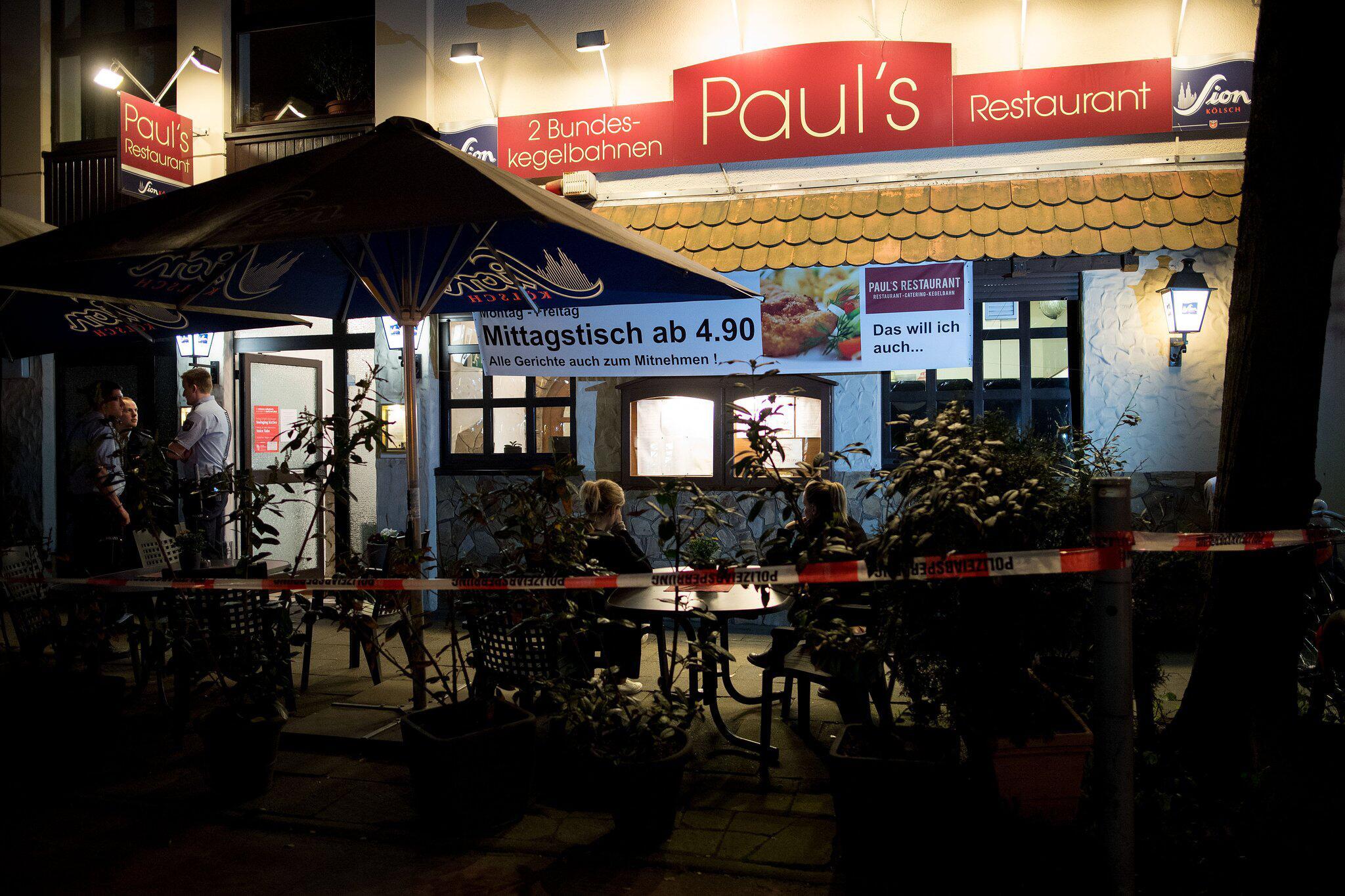Bild zu Zwei Tote in Restaurant in Köln