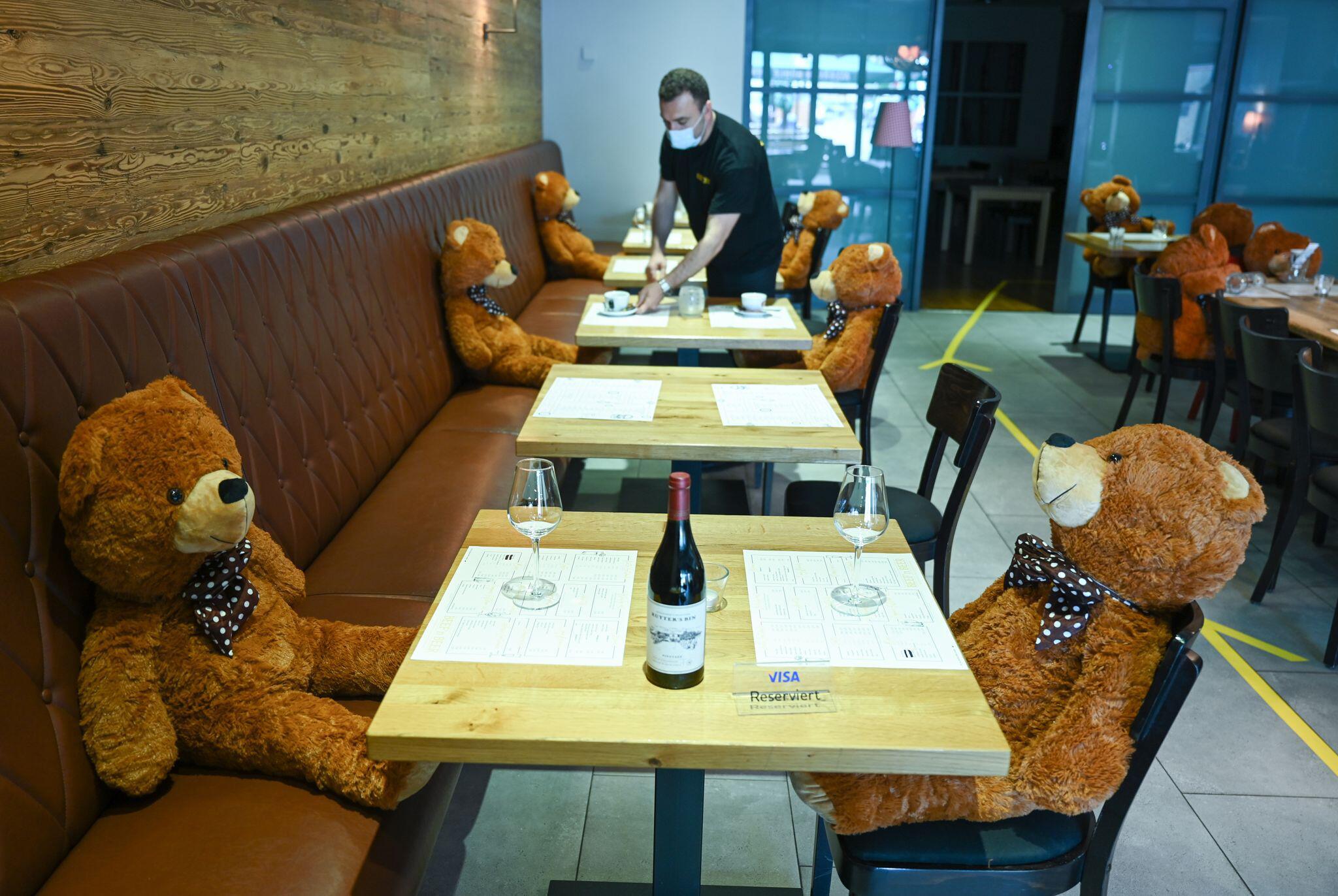 Bild zu Coronavirus - Restaurant in Hofheim