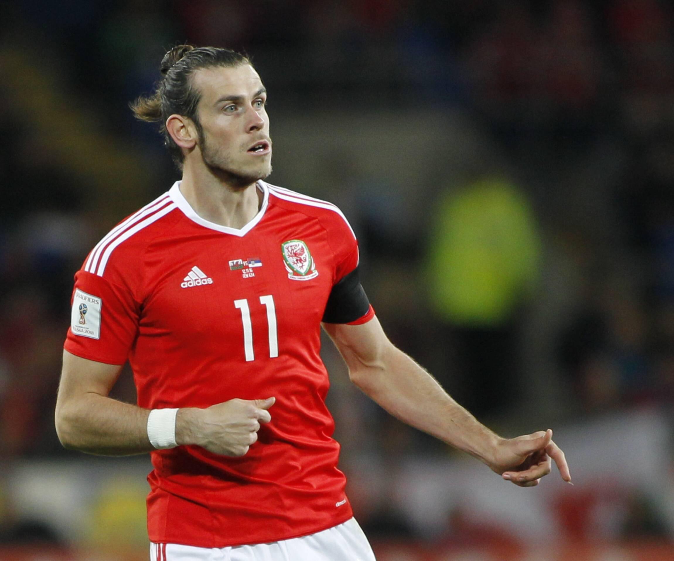 Bild zu Gareth Bale, WM 2018, Weltmeisterschaft, Qualifikation