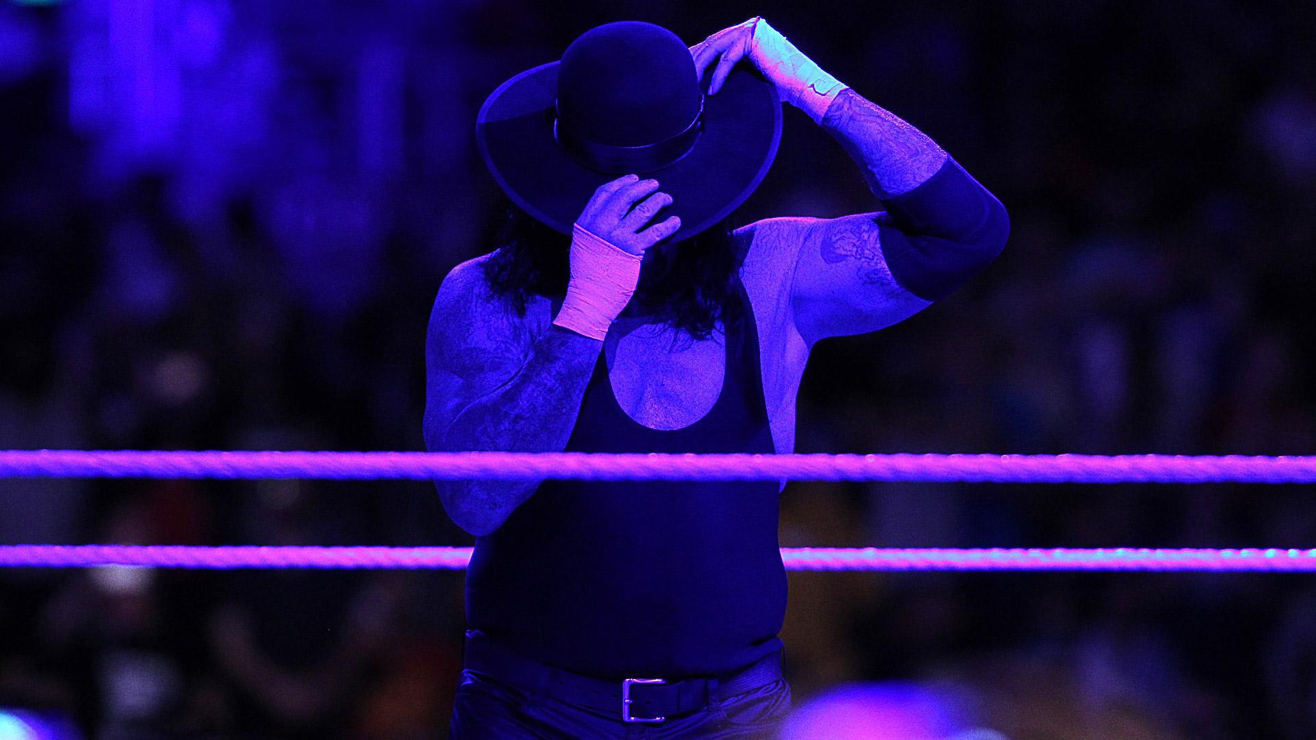 Bild zu Undertaker, WrestleMania, Roman Reigns, WWE