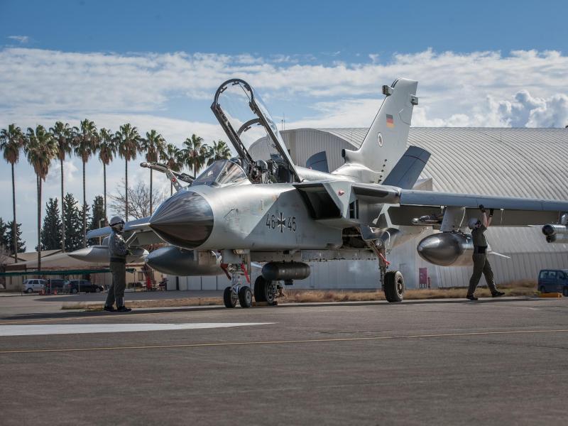 Bild zu Luftwaffenstützpunkt Incirlik