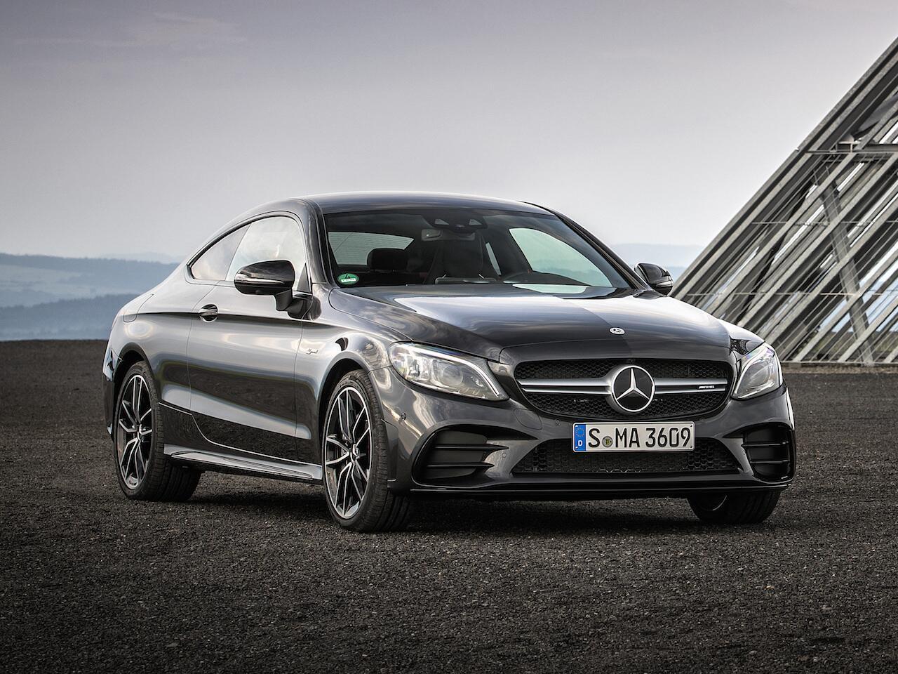 Bild zu Mercedes-AMG C 43 4MATIC