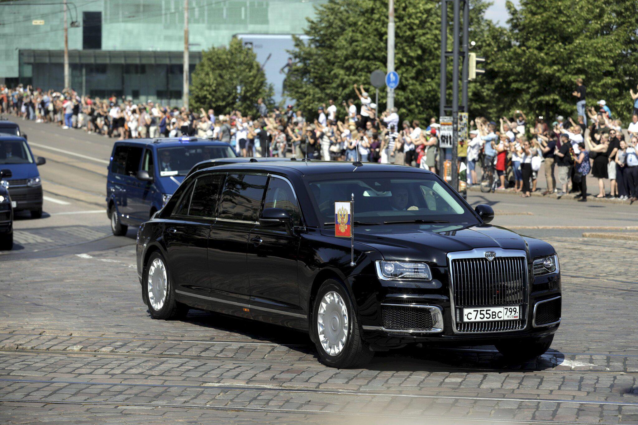 Bild zu Helsinki-Gipfel