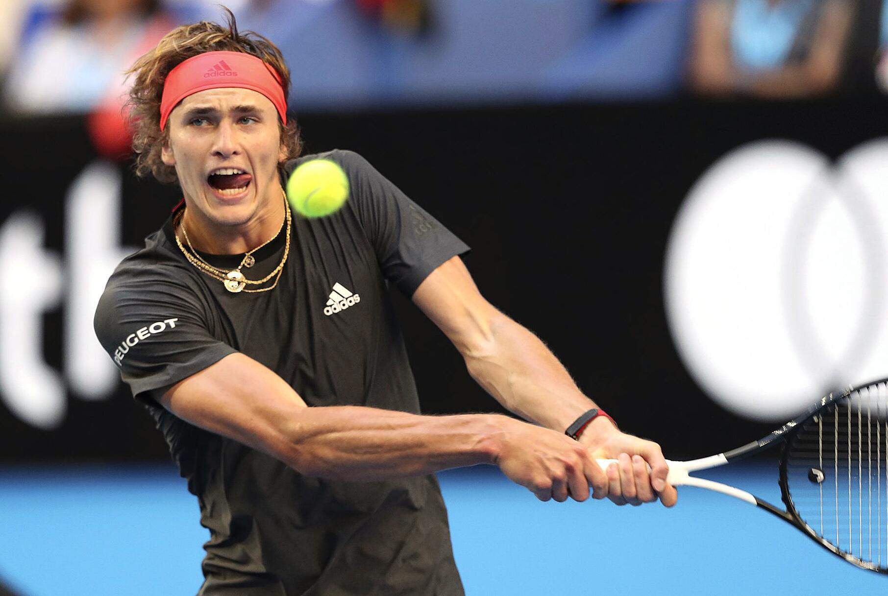 Bild zu Tennis: Hopman Cup