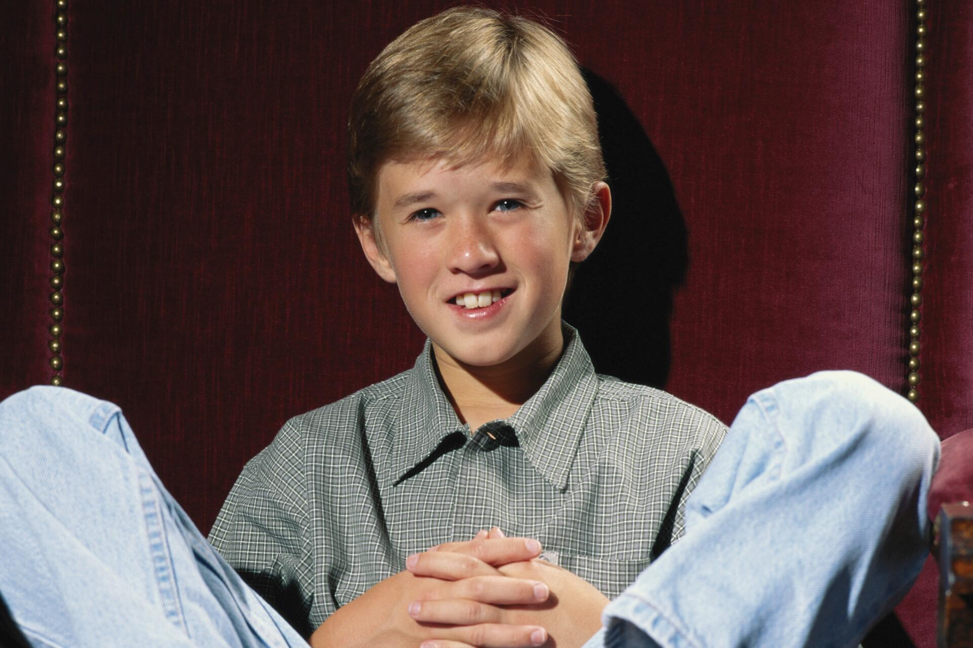 Bild zu Haley Joel Osment, The Sixth Sense