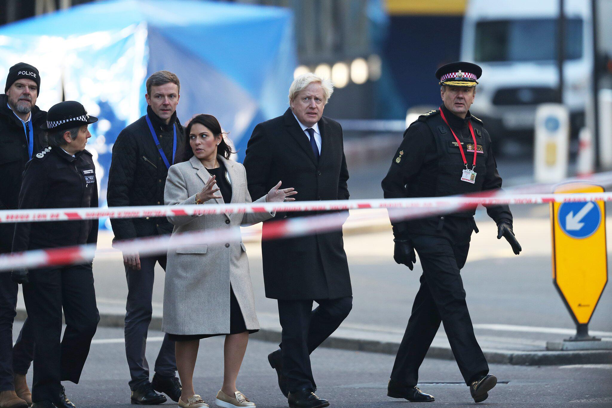 Bild zu Nach Terrorattacke in London