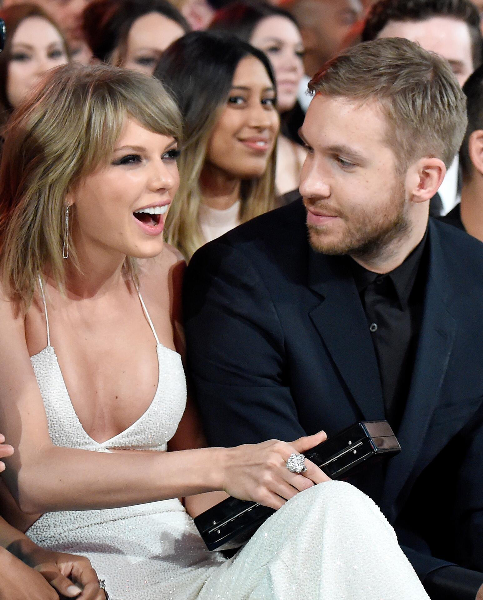 Bild zu Taylor Swift, Calvin Harris, Trennung