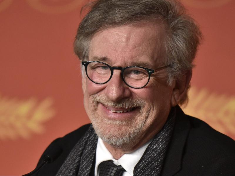 Bild zu Steven Spielberg