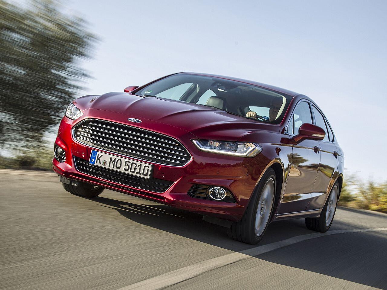Bild zu Platz 9: Ford Mondeo 2.0 EcoBoost