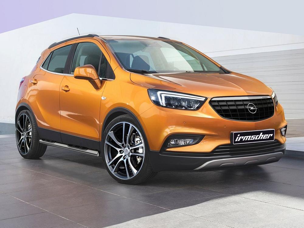 Bild zu Opel Mokka X von Irmscher