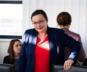 Sitzung SPD-Präsidium