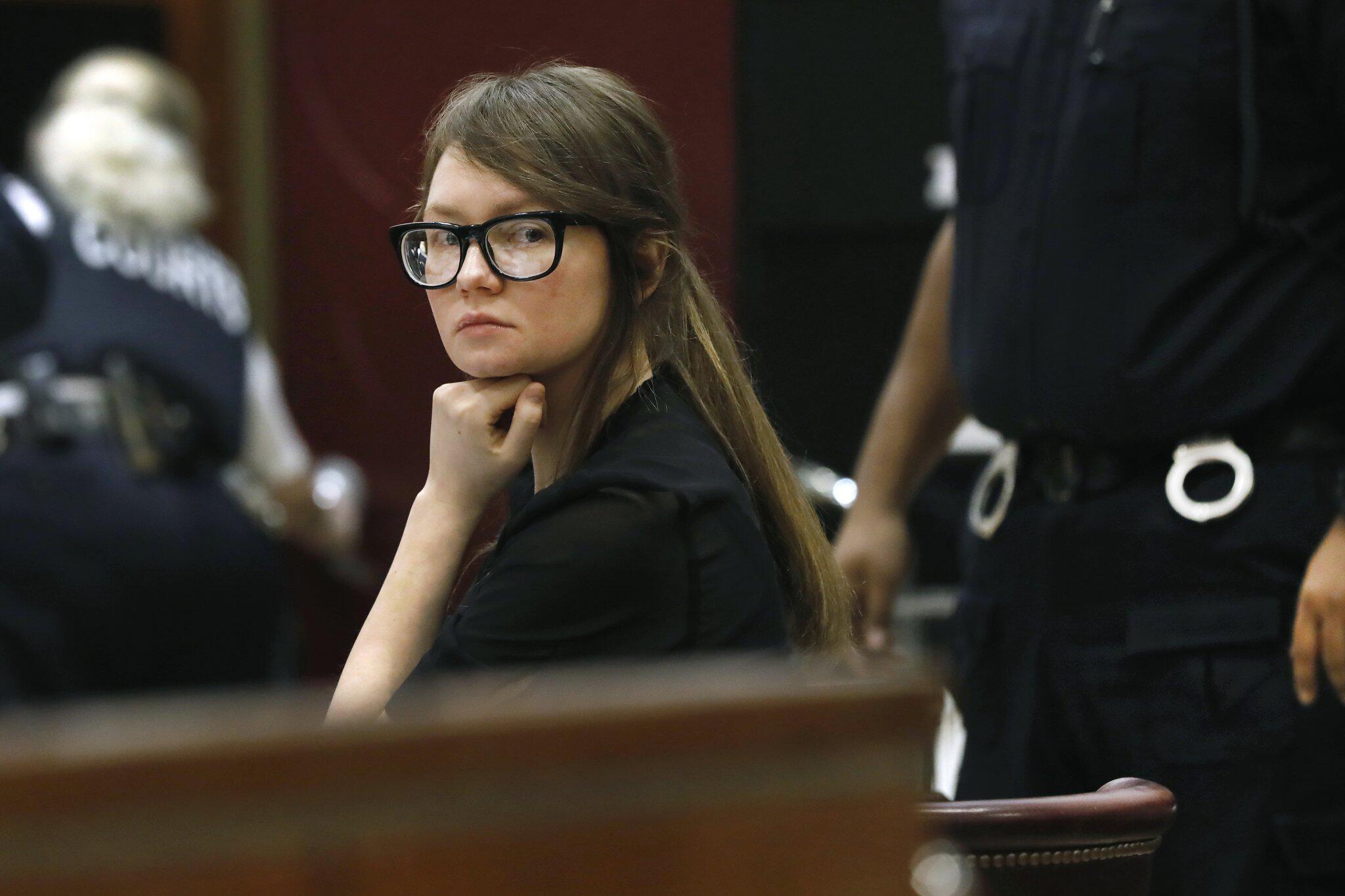 Bild zu Prozess gegen Anna Sorokin