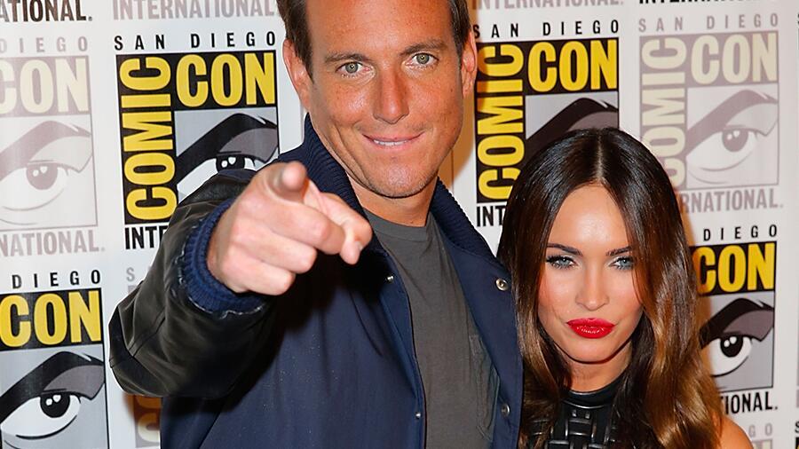 Will Arnett und Megan Fox