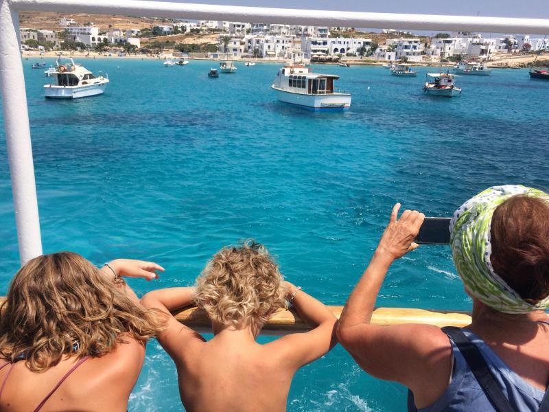 Bild zu Deutsche Touristen in Griechenland