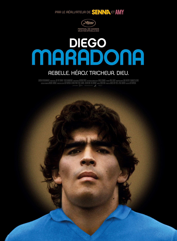 Bild zu Maradona