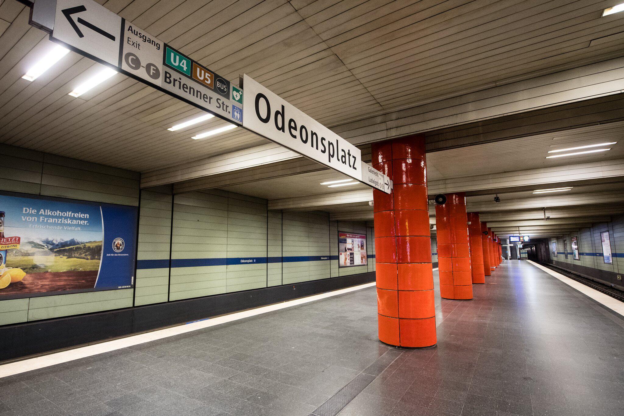 Bild zu Coronavirus - München