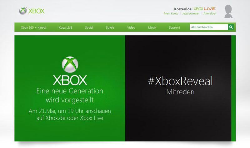 Bild zu Xbox 720