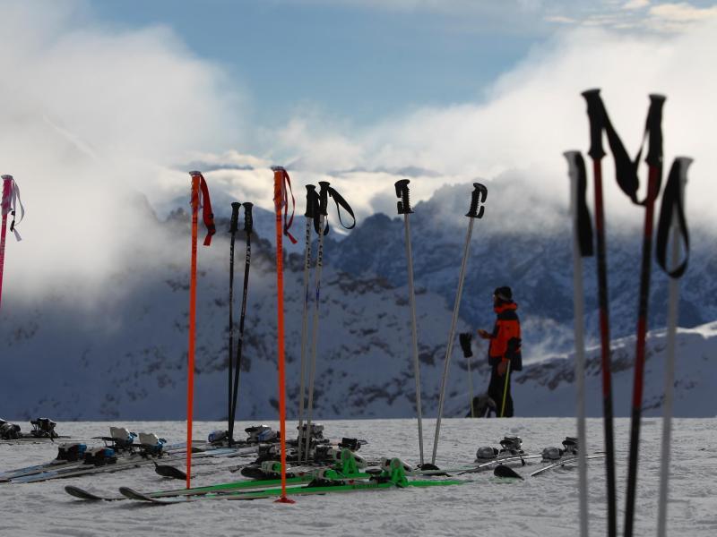 Bild zu Skisaison auf der Zugspitze eröffnet
