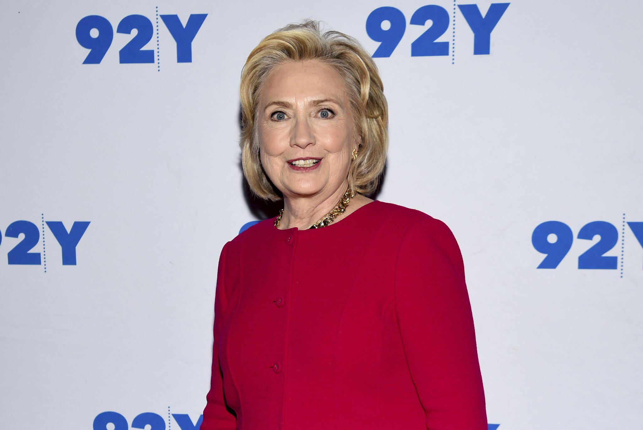 Bild zu Hillary Clinton