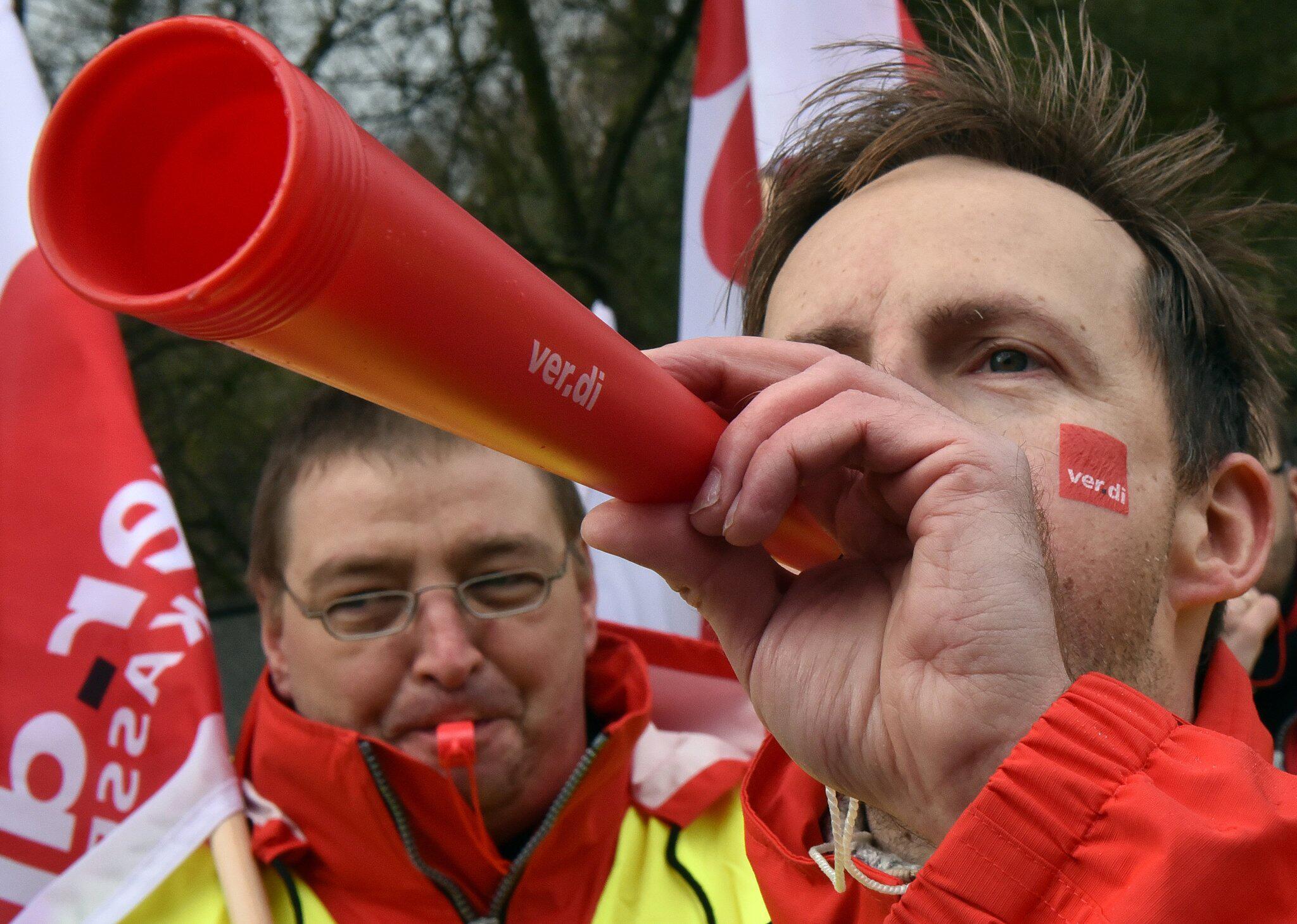 Bild zu Tarifverhandlungen im öffentlichen Dienst beginnen