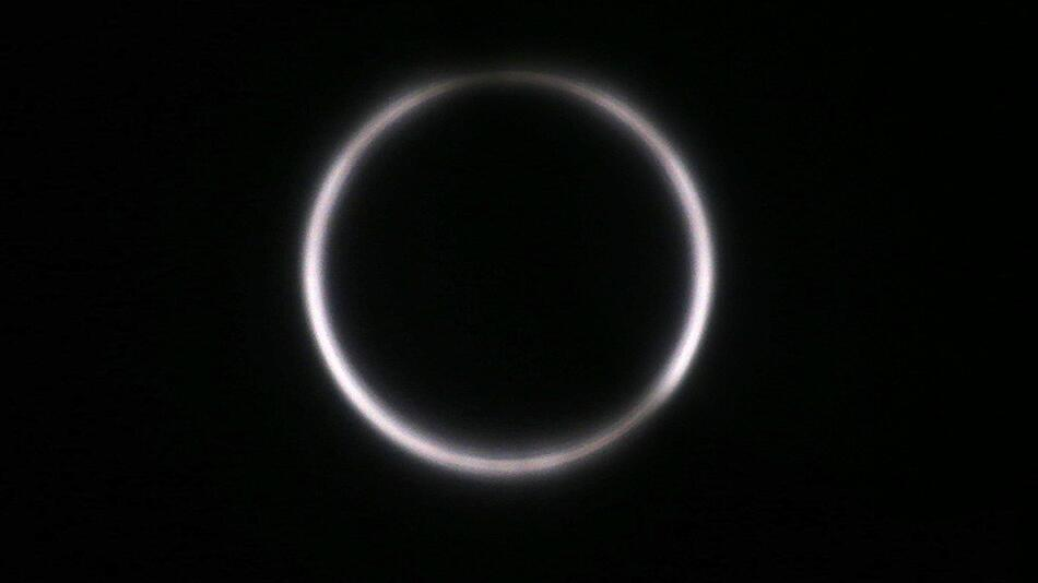 Taiwan Sonnenfinsternis
