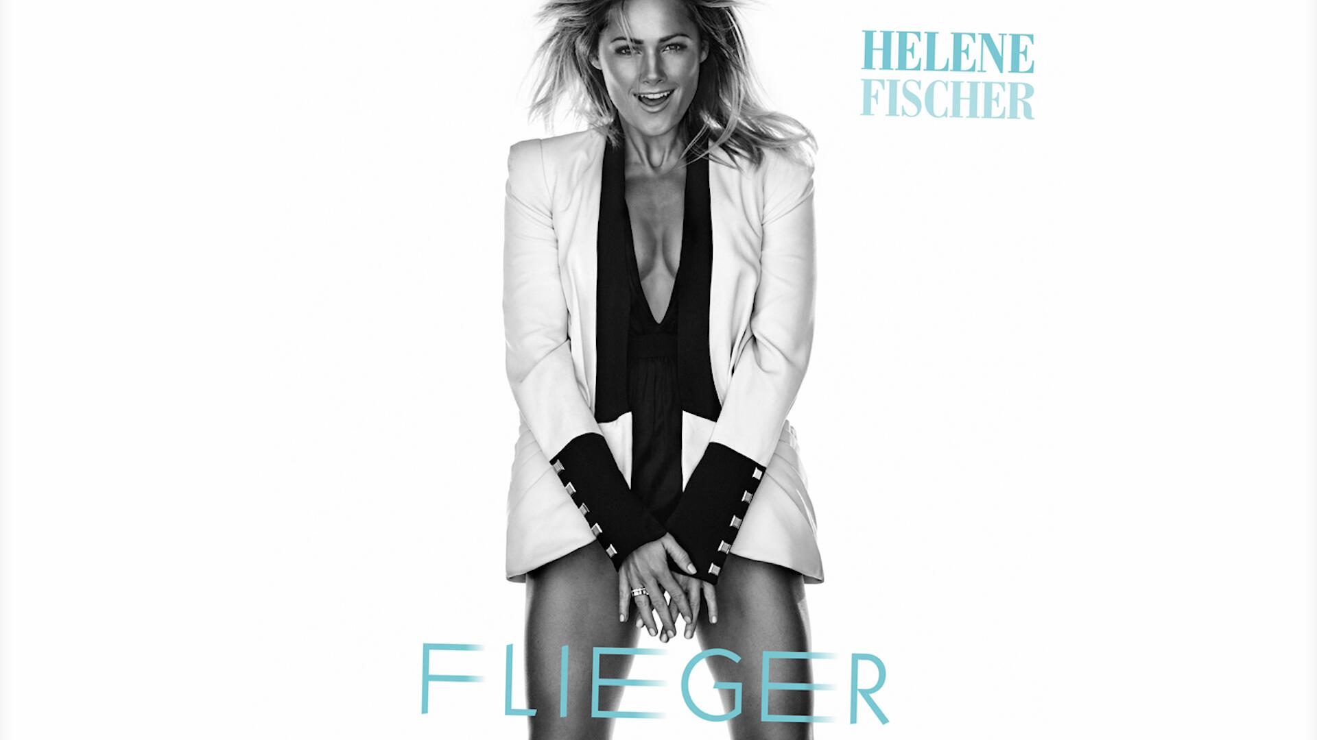 Bild zu Helene Fischer freizügig auf Plattencover