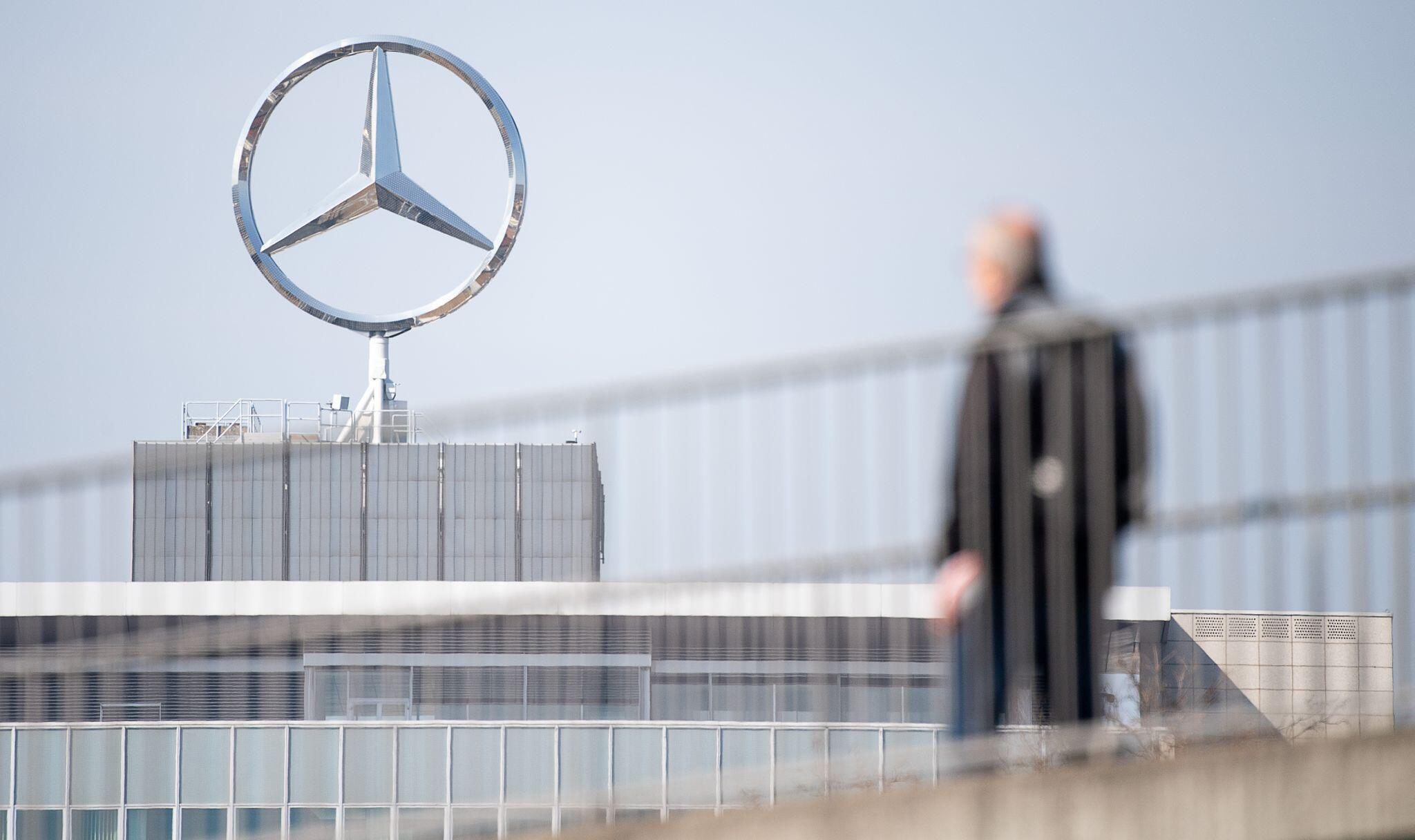 Bild zu Coronavirus - Daimler AG