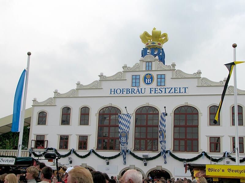 Bild zu Hofbräu Festzelt