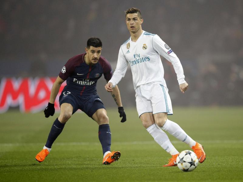 Bild zu Paris Saint-Germain - Real Madrid